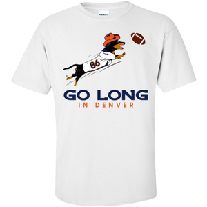 Go Long Denver Ultra Cotton T-Shirt