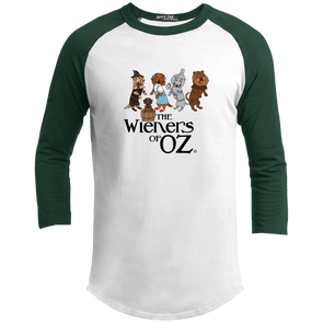 Wieners of Oz Unisex Baseball Jersey