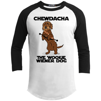 Chewdacha 100% Cotton Baseball Jersey