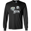 Mr. Bones Sugar Skull LS Ultra Cotton T-shirt