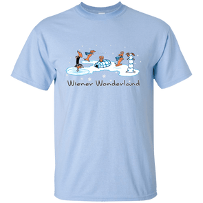 Wiener Wonderland Design 1 Unisex Ultra Cotton T-Shirt