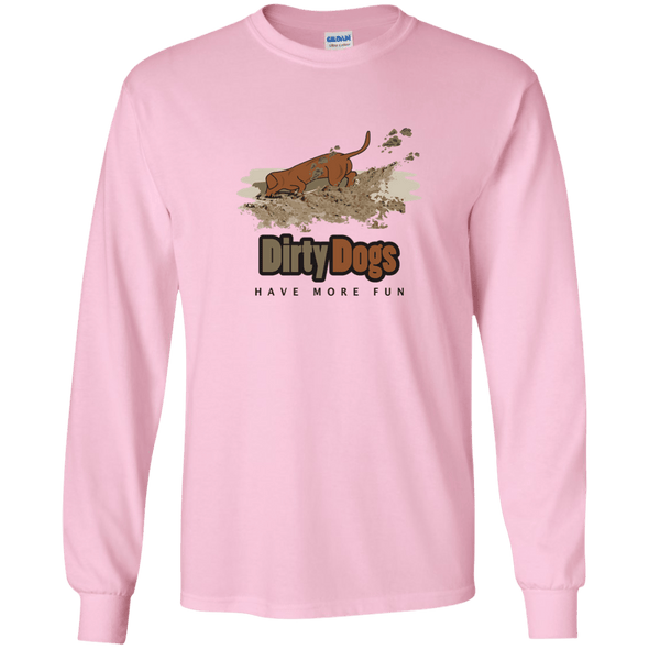Dirty Dogs LS Unisex Ultra Cotton T-Shirt