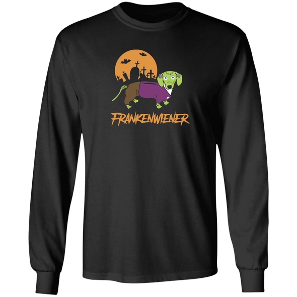 Frankenwiener Unisex LS Ultra Cotton T-Shirt
