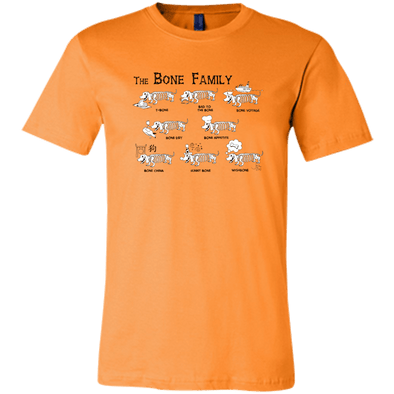 The Bone Family Bella + Canvas Unisex Jersey