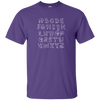 CAT Alphabet-Dark Ultra Cotton T-Shirt
