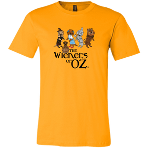 Wieners of Oz Bella + Canvas Unisex T-Shirt