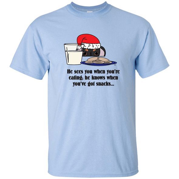 Santa Snacks Ultra Cotton T-Shirt