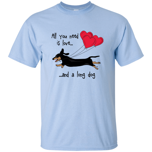 All You Need Is Love SH (B&T) Unisex Ultra Cotton T-Shirt