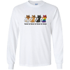 Love Is Love - CATS LS Ultra Cotton Tshirt