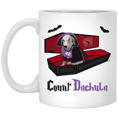 Count Dachula 11 oz. Ceramic Mug