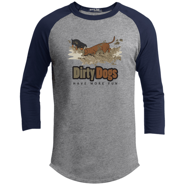 Dirty Dogs (2) Baseball Jersey