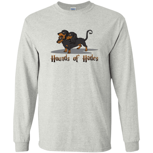 Hounds of Hades Unisex LS Ultra Cotton T-Shirt