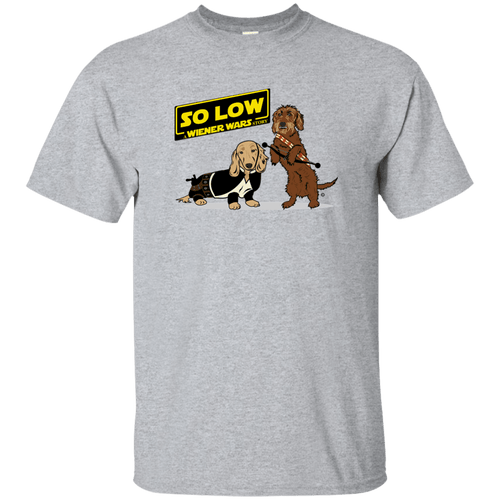 So Low Unisex Ultra Cotton T-Shirt
