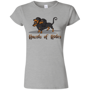 Hounds of Hades Softstyle Ladies' T-Shirt
