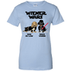 Wiener Wars Ladies' T-Shirt