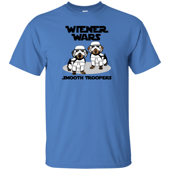 Wiener Wars Smooth Troopers Unisex Ultra Cotton T-Shirt
