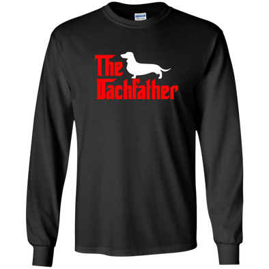 The Dachfather (SH) Unisex LS Ultra Cotton T-Shirt