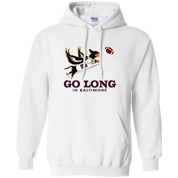 Go Long in Baltimore Pullover Hoody