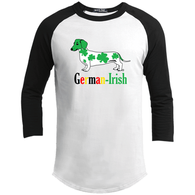 German-Irish Baseball Jersey