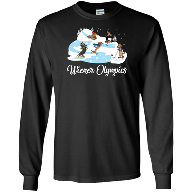 Wiener Olympics LS Ultra Cotton T-Shirt