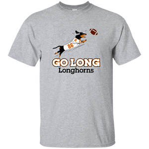Go Long Longhorns Unisex Ultra Cotton T-Shirt