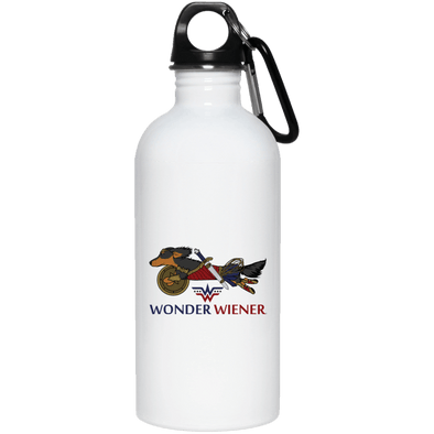 Wonder Wiener 20 oz Stainless Steel Water Bottle