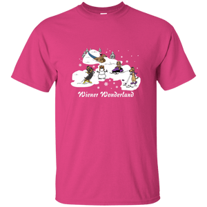 Wiener Wonderland Design 2 Unisex Ultra Cotton T-Shirt