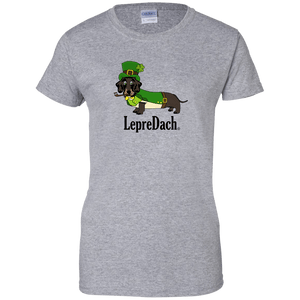 LepreDach Ladies' 100% Cotton T-Shirt