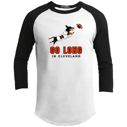Go Long in Cleveland Baseball Jersey