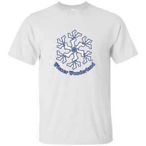 Snowflake Wiener Wonderland Ultra Cotton T-Shirt