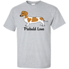 Piebald Love (Red) Ultra Cotton T-Shirt