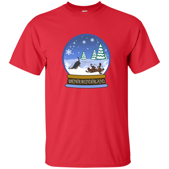 Snow Globe Unisex Ultra Cotton T-Shirt