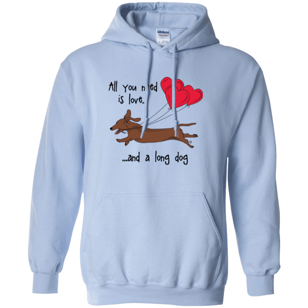 All You Need Is Love SH (Red) Pullover Hoody
