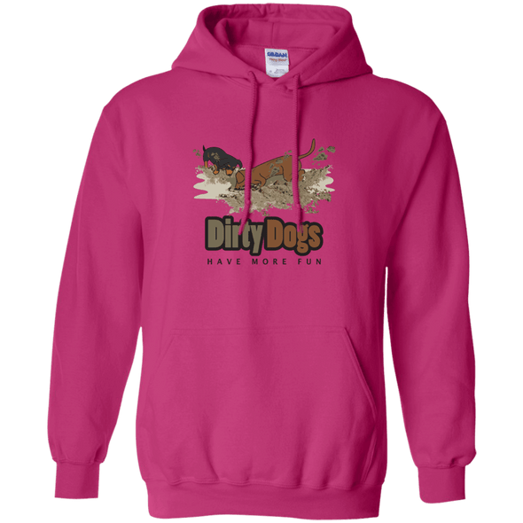 Dirty Dogs (2) Pullover Hoody