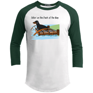 Dach of the Bay B&T SH Unisex Baseball Jersey