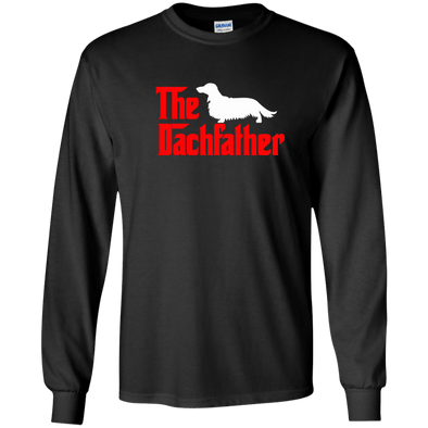 The Dachfather (LH) Unisex LS Ultra Cotton T-Shirt
