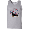 Patriotic Smooth B&T 100% Cotton Tank Top