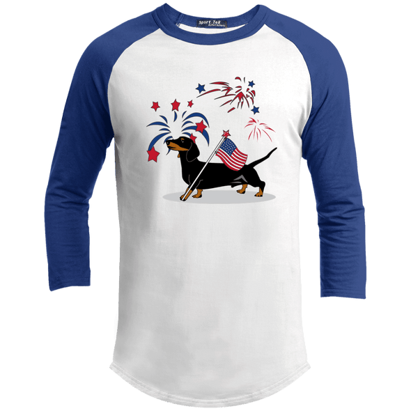 Patriotic Smooth B&T Baseball Shirt