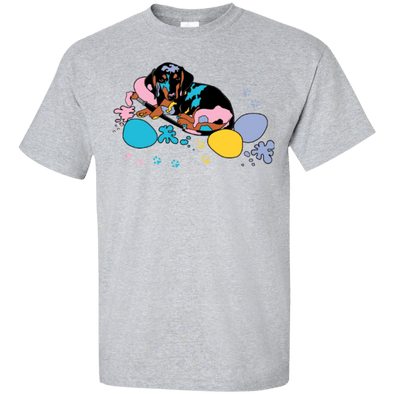 Easter Dachshund Ultra Cotton T-Shirt