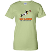 Go Long in Chicago Ladies' T-Shirt