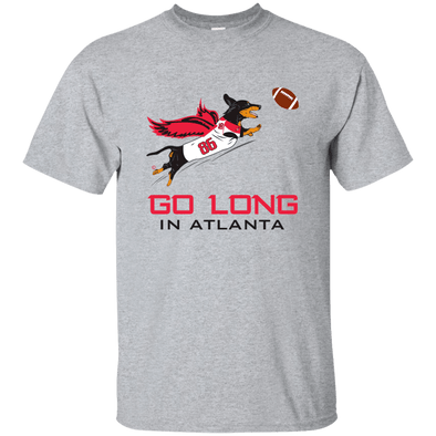 Go Long in Atlanta Unisex Ultra Cotton T-Shirt