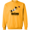 Go Long in Pittsburgh Crewneck Pullover Sweatshirt
