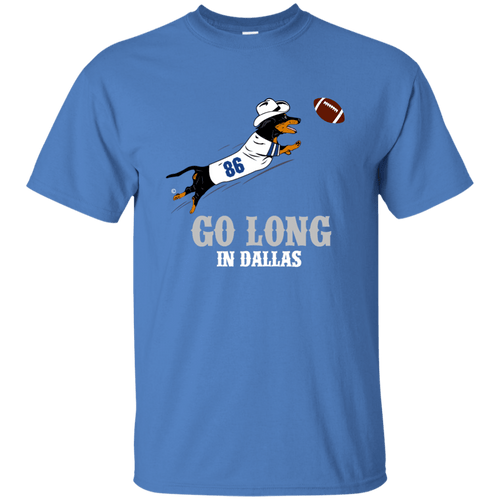 Go Long in Dallas Unisex Ultra Cotton T-Shirt