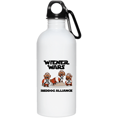 Reddog Alliance 20 oz. Stainless Steel Water Bottle