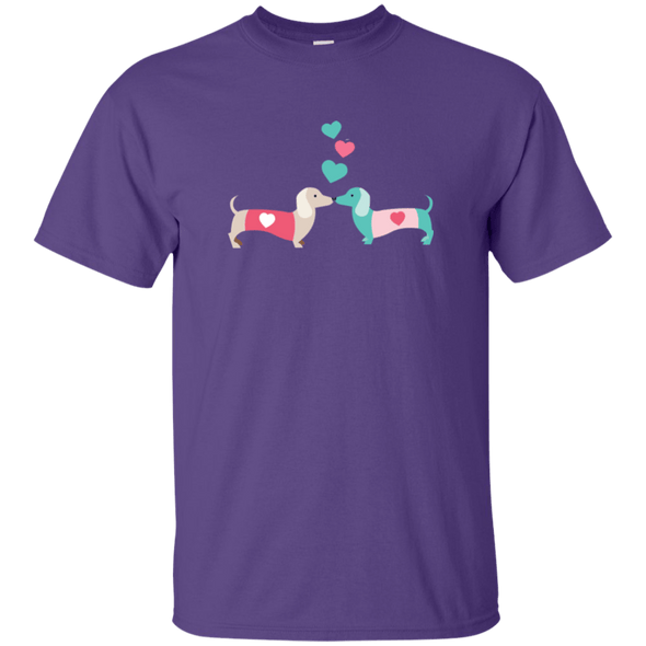 Kissing Doxies Unisex Ultra Cotton T-Shirt