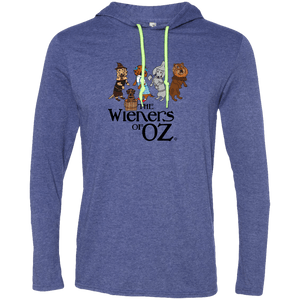 Wieners of Oz Unisex LS T-Shirt Hoody