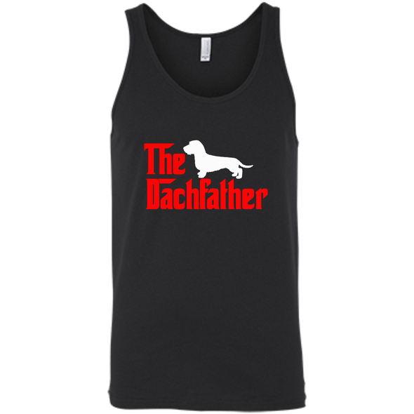The Dachfather (WH) Bella+Canvas Unisex Tank