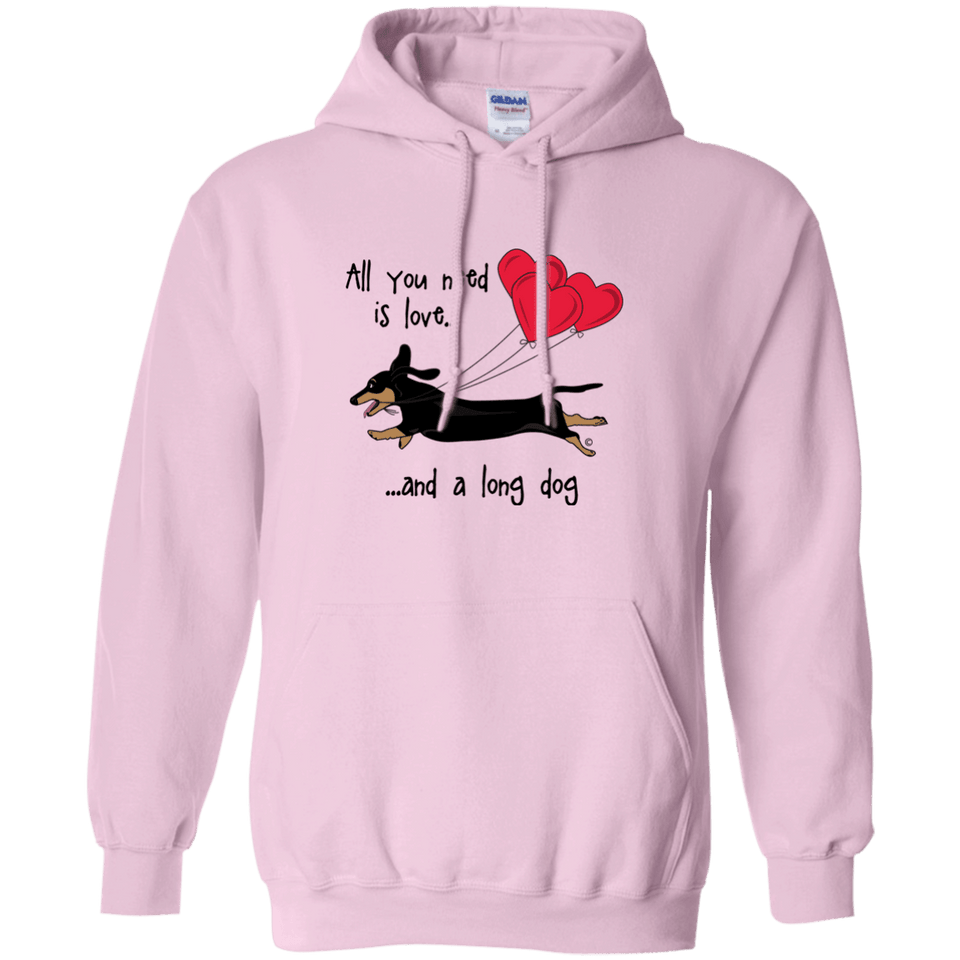 All You Need Is Love (B&T) Pullover Hoody