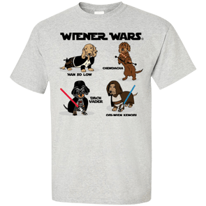 Wiener Wars Cast Ultra Cotton T-Shirt