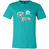 Mr. Bones Sugar Skull Bella + Canvas Unisex Jersey